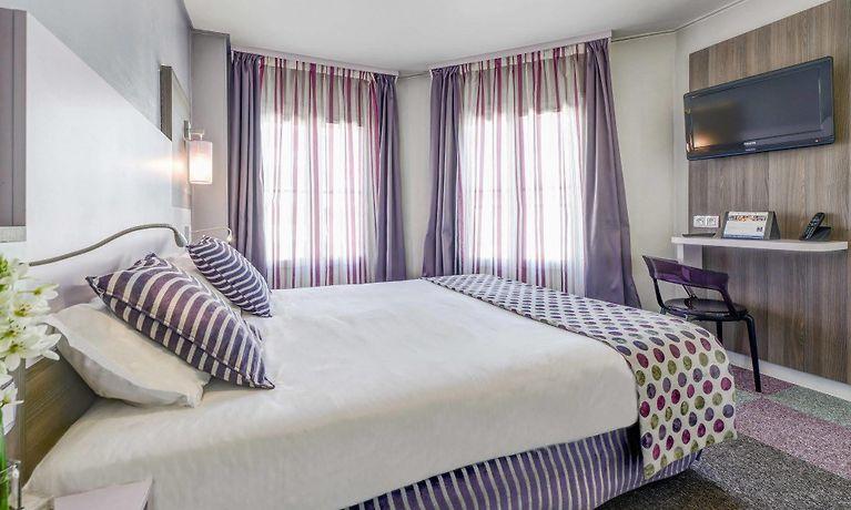Comfort Hotel Nation Pere Lachaise Paris